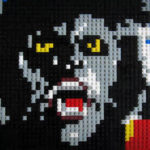 Lego Michael Jackson Thriller door Annette Young