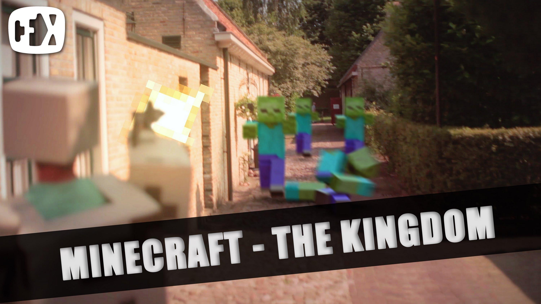 Minecraft The Kingdom – First Blood