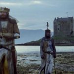 Monty Python's Holy Grail as a modern, todernster Trailer