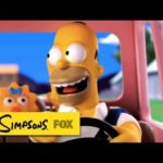 Robot Chicken meets the Simpsons