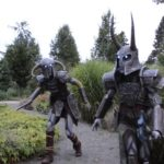 Skyrim Draugr Död Lords Cosplay