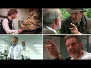 Supercut: Harrison-Ford kommt wütend auf den Punkt