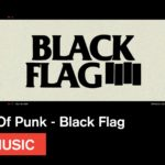 The Art of Punk com Black Flag, Crasso, Dead Kennedys