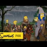 """The Hobbit"" Simpsons Giriş"
