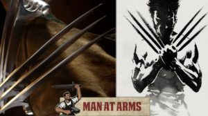 Wie man sich Real Life Wolverine Claws schmiedet