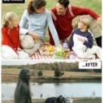 Zombie Apocalypse Przed & Później