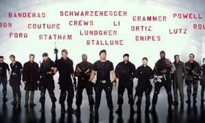 The Expendables 3 - Teaser Trailer