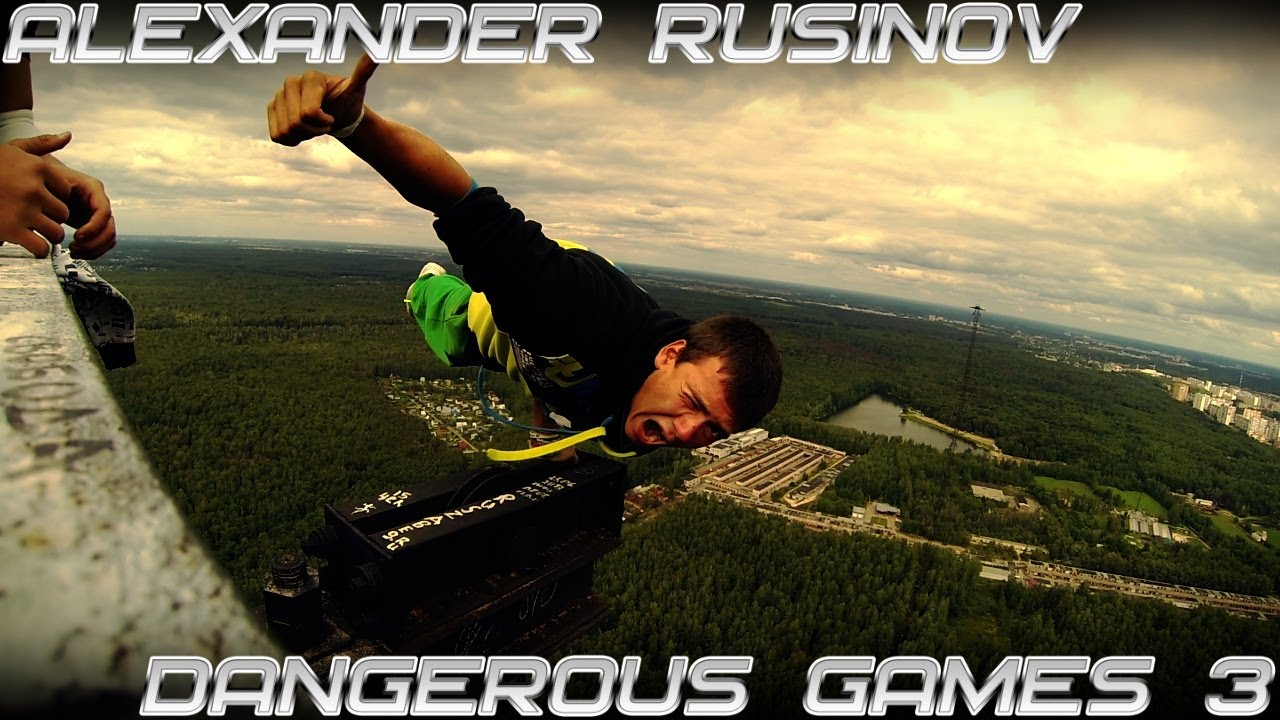 Alexander Rusinov steigt Russland aufs Dach