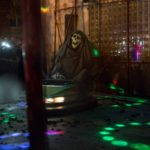Banksys Grim Reaper radiobil