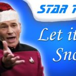 "Il capitano Picard singt ""Let it Snow"""