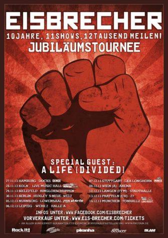 Icebreaker 10 Jahre Jubiläums Tour