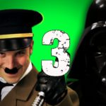 Rap batallas épicas de la Historia: Adolf Hitler vs Darth Vader