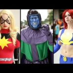 Marvel çizgi roman 2013 Epic Cosplay video
