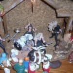 Dag 11: Metallica Krippe – Advent Calendar from the Crypt
