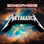 Metallica por Request en Basilea, Sonisphere Suiza: Las recomendaciones finales de la cripta