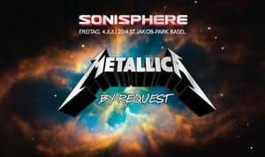 Metallica by Request Baselissa, Sonisphere Sveitsi: Lopullisena suositukset from the Crypt