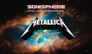 Metallica by Request in Basel, Sonisphere Schweiz: Die ultimativen Empfehlungen aus der Gruft