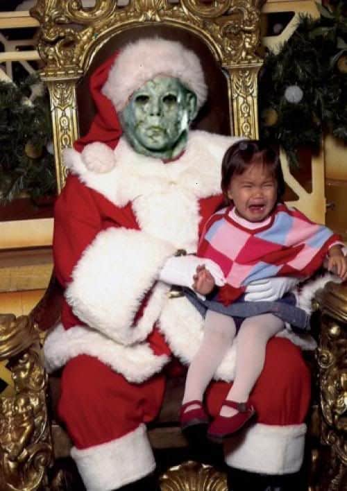 Michael Myers Merry Christmas › Dravens Tales from the Crypt
