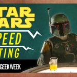 Star Wars Speed ​​Dating
