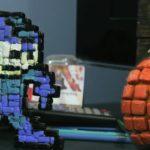 Mega Man komt tot leven