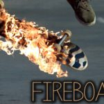 Fireboards: Skateboard på Fire
