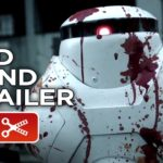 Dolph Lundgren vs zombeja ja tappajarobottien?  Battle Of The Damned – Red Band Trailer