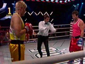 Real Boxing Match: Dolph Lundgren vs Oleg Taktarov