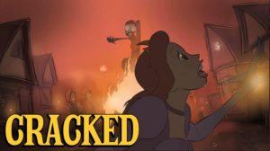 Si las películas de Disney haría históricamente exacta