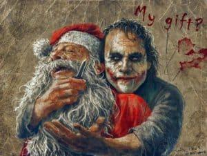 Wo ist mein Geschenk?