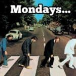 PONIEDZIAŁEK – nach Abbey Road