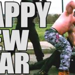 Buon anno 2014 - Crazy Parte in Slow Motion