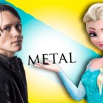 "DBD: Disney Song aus ""The Ice Queen"" vuonna Metal-/Rock-Version"
