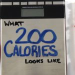 Som 200 Ausschauen kalorier