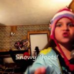 "6 Year-old makes Sepultura's ""Roots Bloody Roots"" to ""Boots Snowy Boots"""