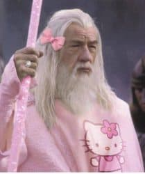 Gandalf the Pink