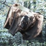 Grizzly w spodniach