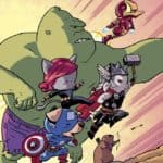 I personaggi Marvel come animali