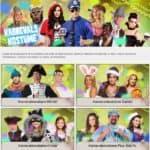 Im Horror-Shop gibts lustige Kostüme für Karneval, Faschings und Fasnacht
