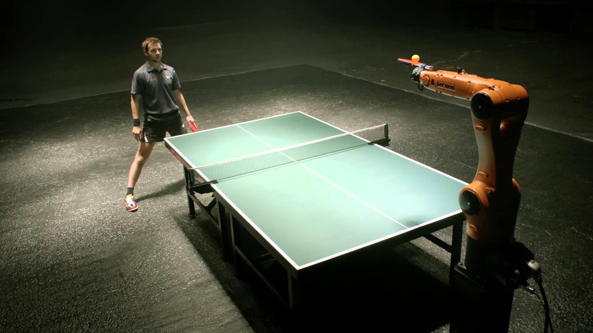 Тенисный робот своими руками
