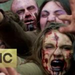 The Walking Dead Take Over New York City Streets