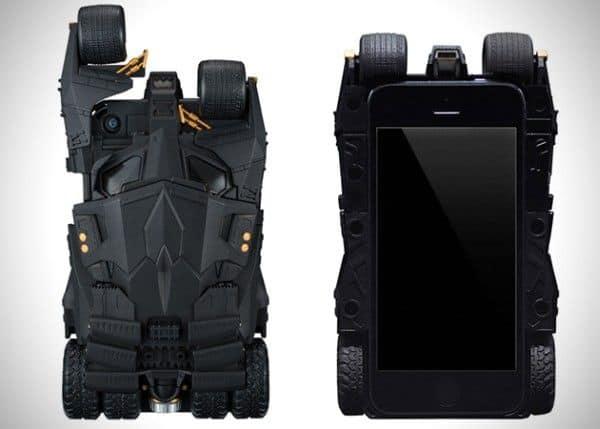 Batmobile Tumbler iPhone 5 Schutzhülle