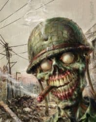Zombie: Sarge War of the Dead