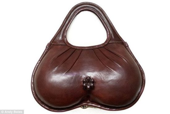 The handbag on International Women's: Scrotal Sac