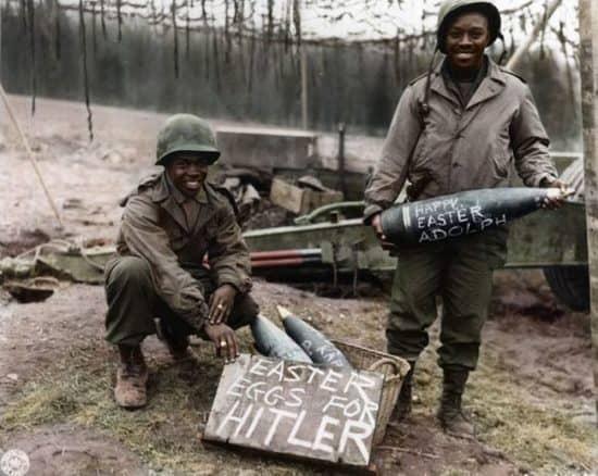 US-Soldaten, 1944