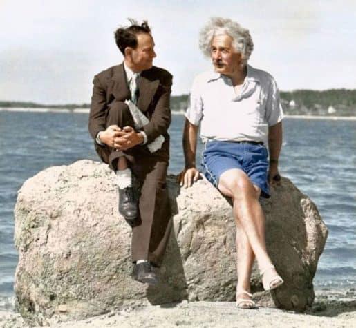 Albert Einstein, 1939