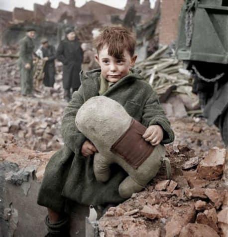 Londres, 1945