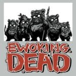 Ewoking T-shirt mort