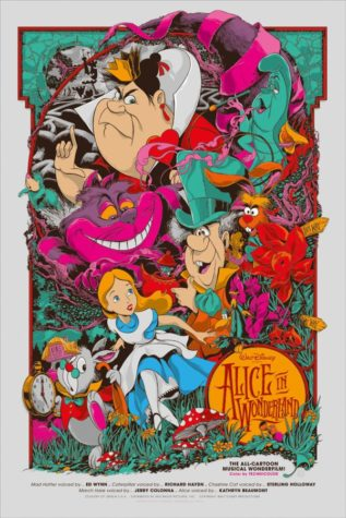 Alice in Wonderland by Ken Taylor