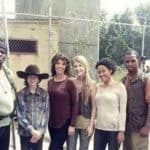 Stuntdoubles there The Walking Dead Stars