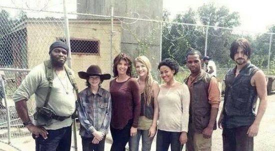 Stuntdoubles der The Walking Dead Stars